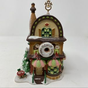 Department 56 Mini Donut Shop